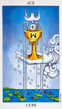 Ace Of Cups Tarot