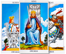 Swords Tarot